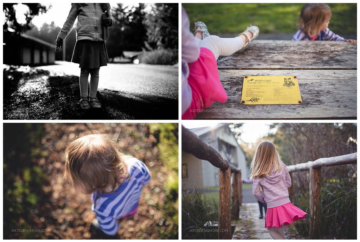 A day in the life with Washington photographer Kate Densmore