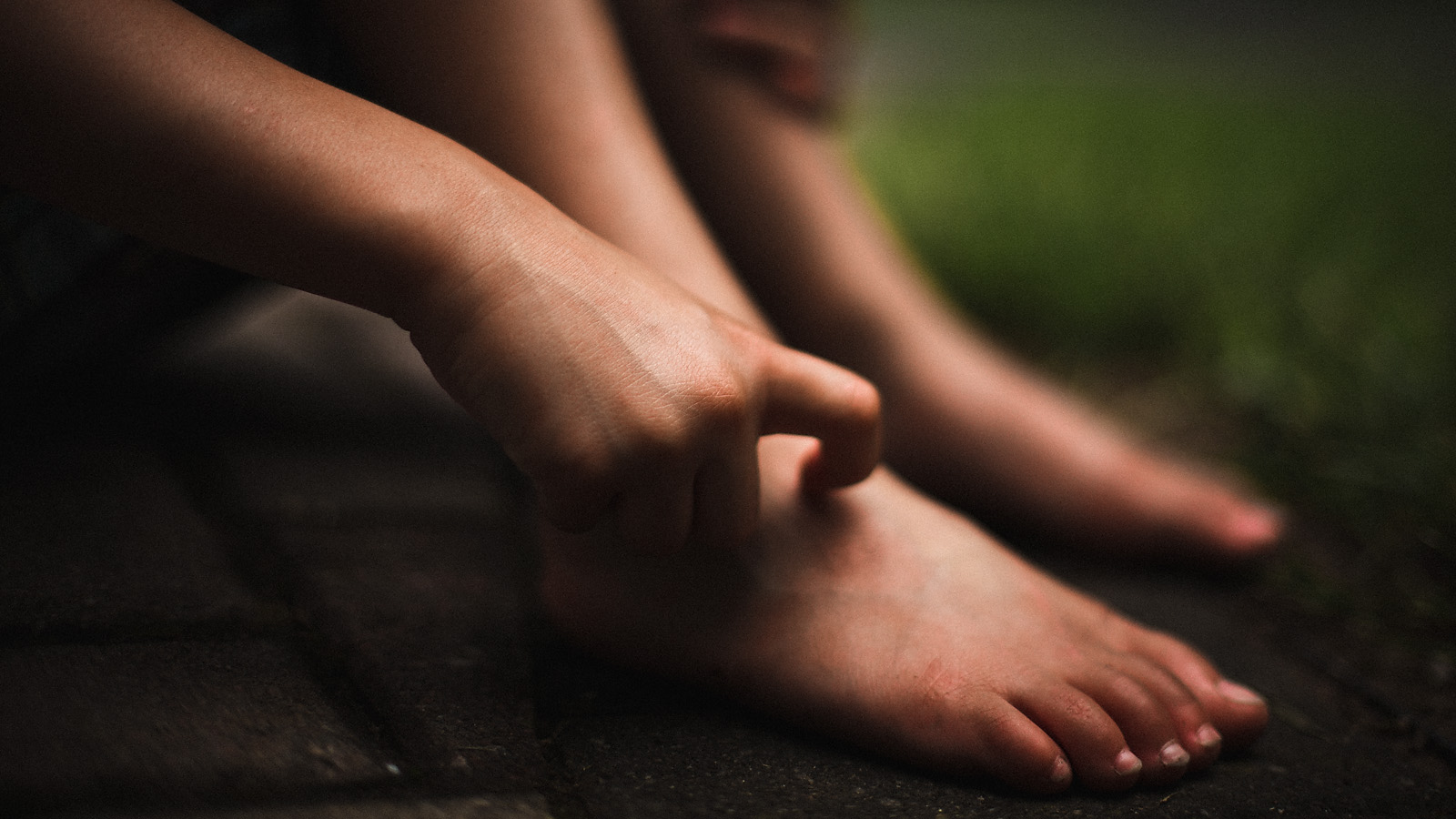 Picture Of Boys Feet And Hands By Celeste Pavlik