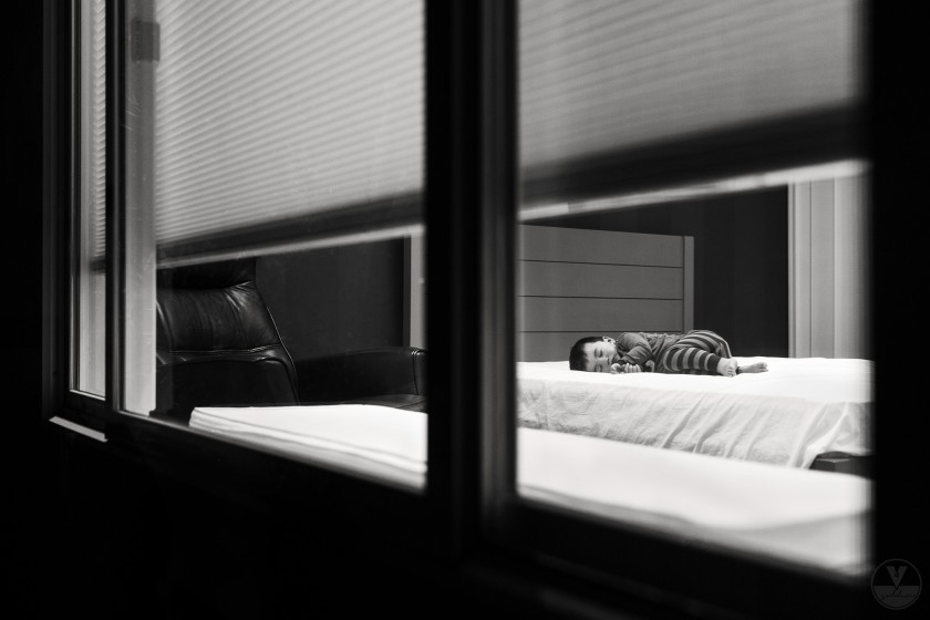 using a window to frame your subject by Vironica Golden