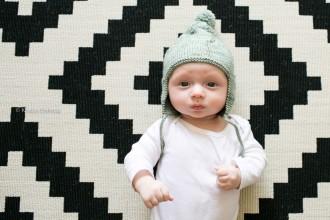 baby portrait by Kristin Dokoza