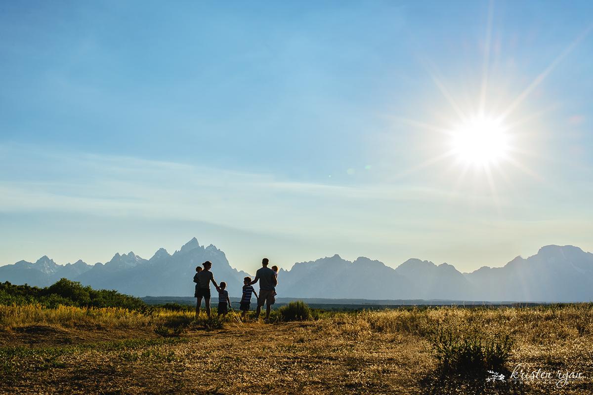 11 Mountains & family by Kristen Ryan