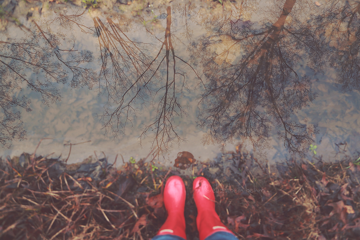 boot puddle