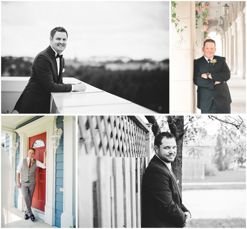 groom pictures by Bobbi-Jo Stuart of Love Bee Photography