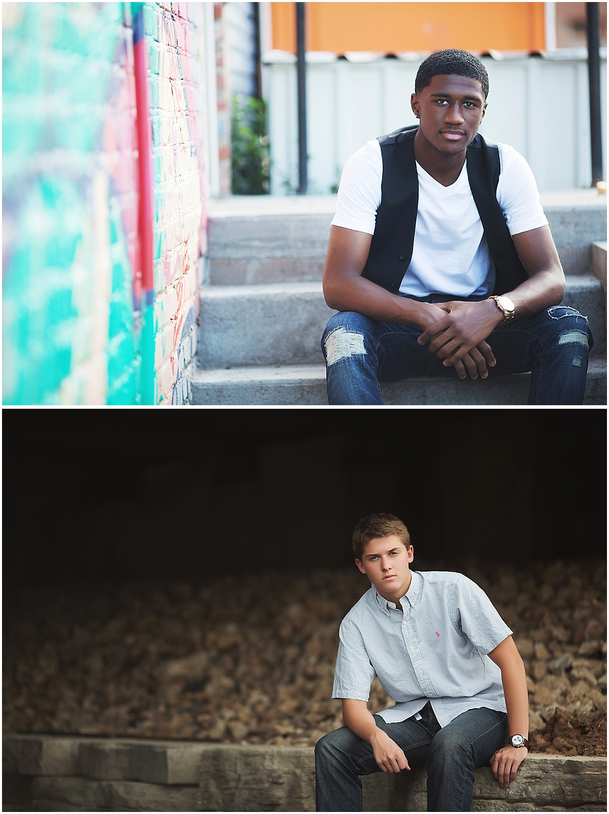 senior pictures by Bobbi-Jo Stuart of Love Bee Photography
