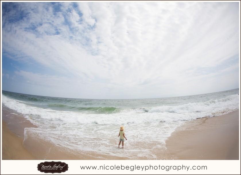 wide angle beach photo by Nicole Begley