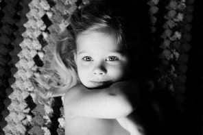 A classic black and white photo in 5 easy steps with Photoshop