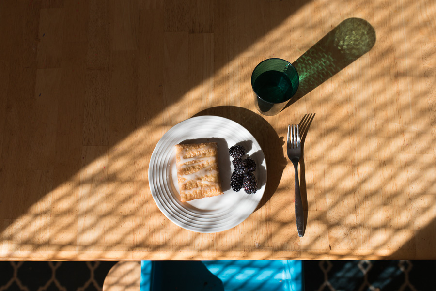 Morning-Breakfast-Food-Photograph-with-Gorgeous-Dappled-Light-by-Jodi-Williams