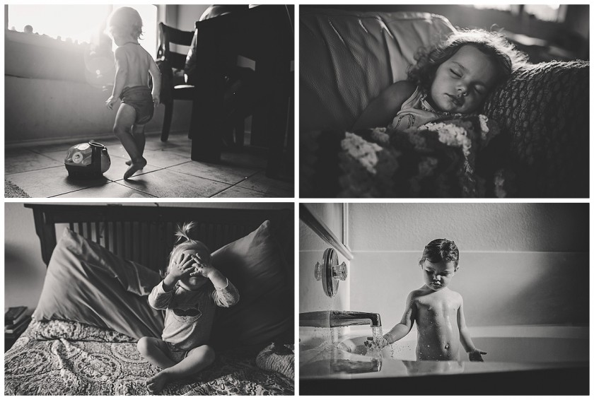 black and white lifestyle pictures by Courtney Rust of Rusty Lens Photography