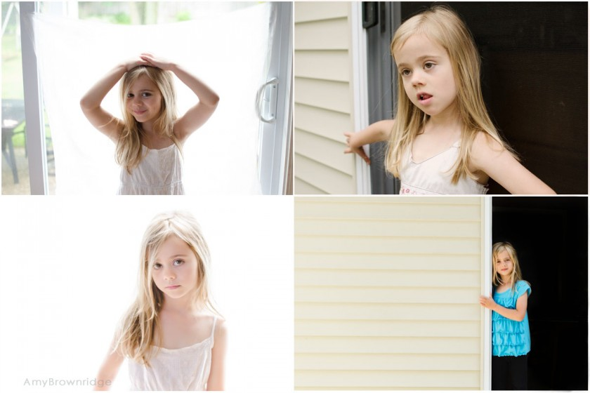 different light examples by Amy Brownridge
