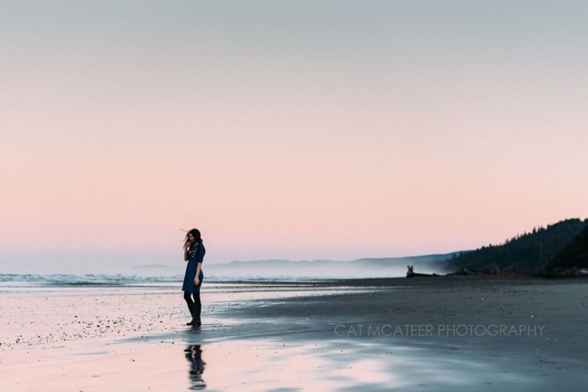 nature photos on the beach by Cat McAteer