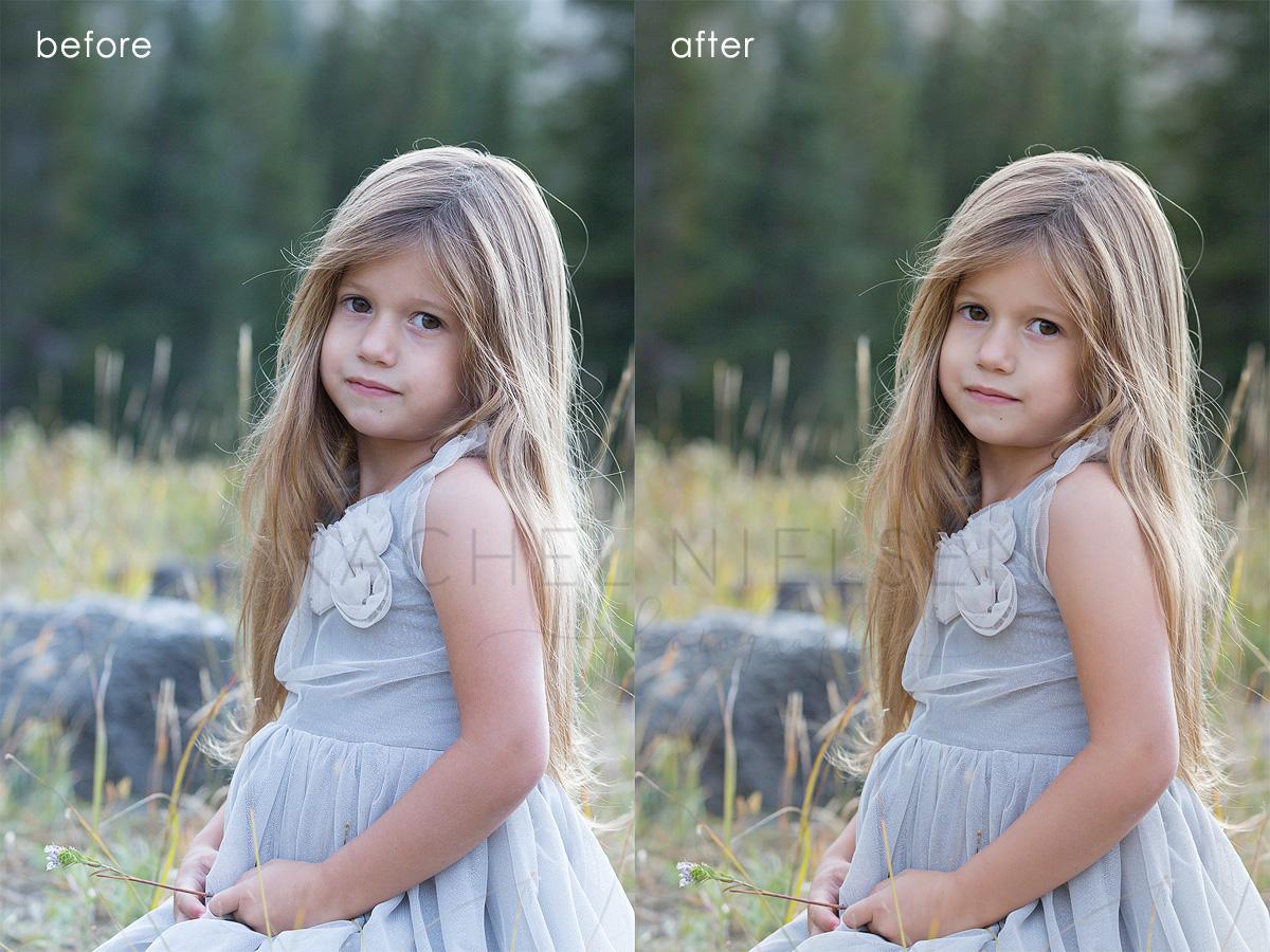side-by-side photo edit by Rachel Nielsen