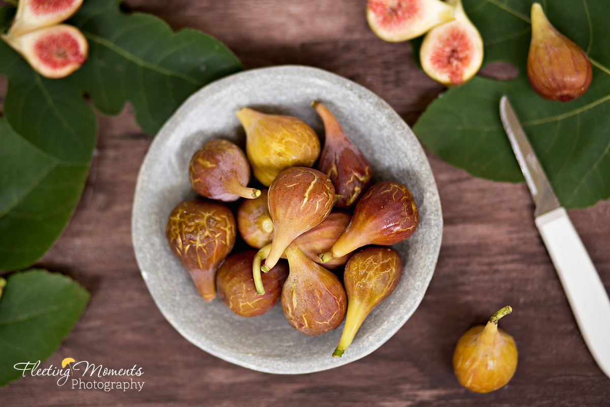 bowl of figs by Elizabeth Gelineau