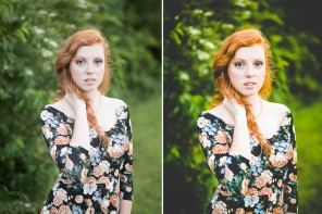 How to Edit Bold Colors in Lightroom