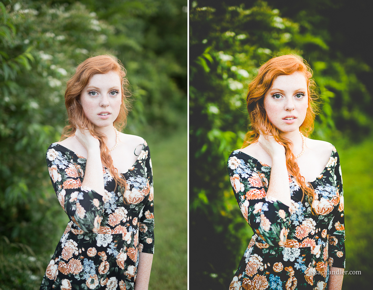 how to edit vibrantly tutorial by Lissa Chandler