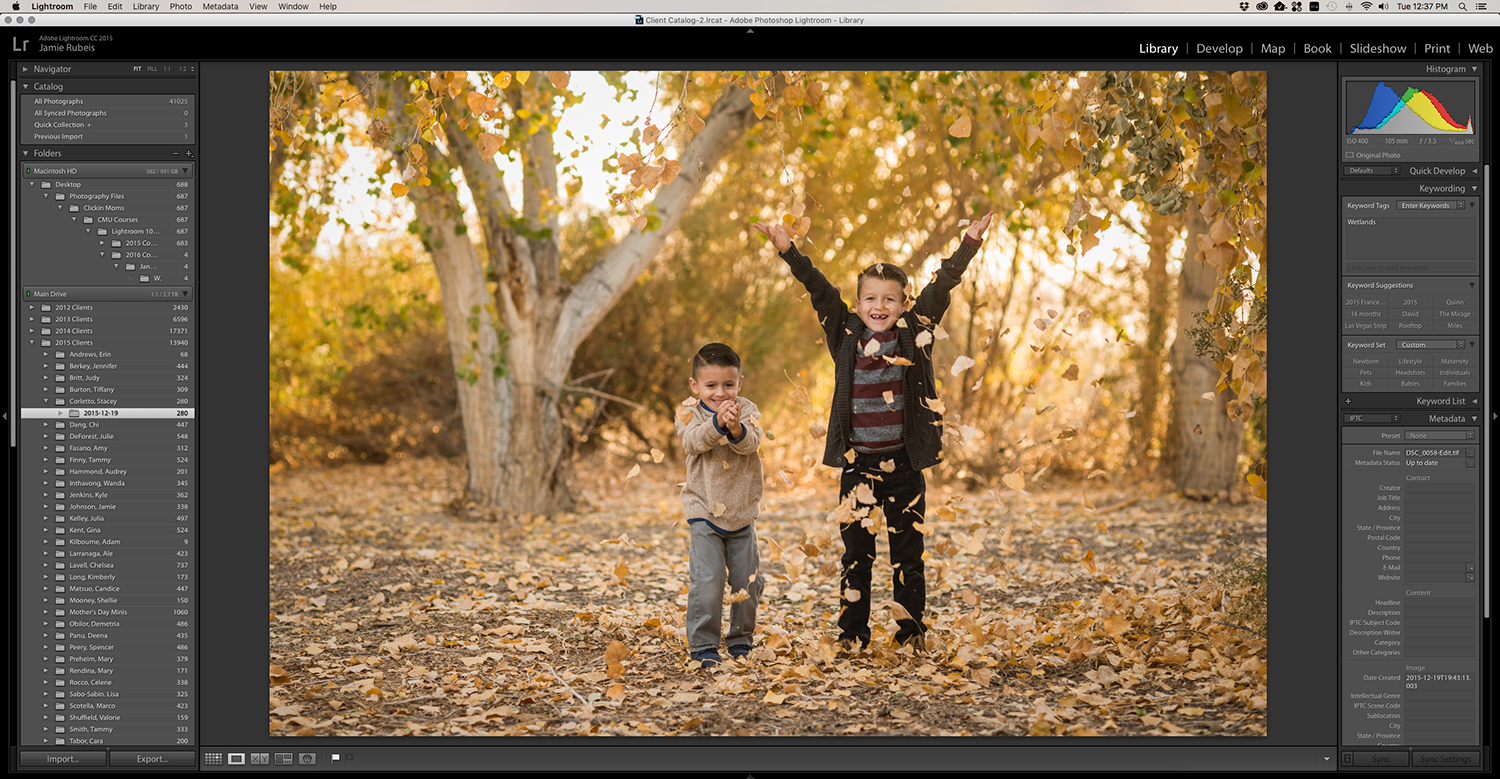 Lightroom preview from Jamie Rubeis