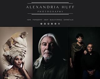 alexandria huff
