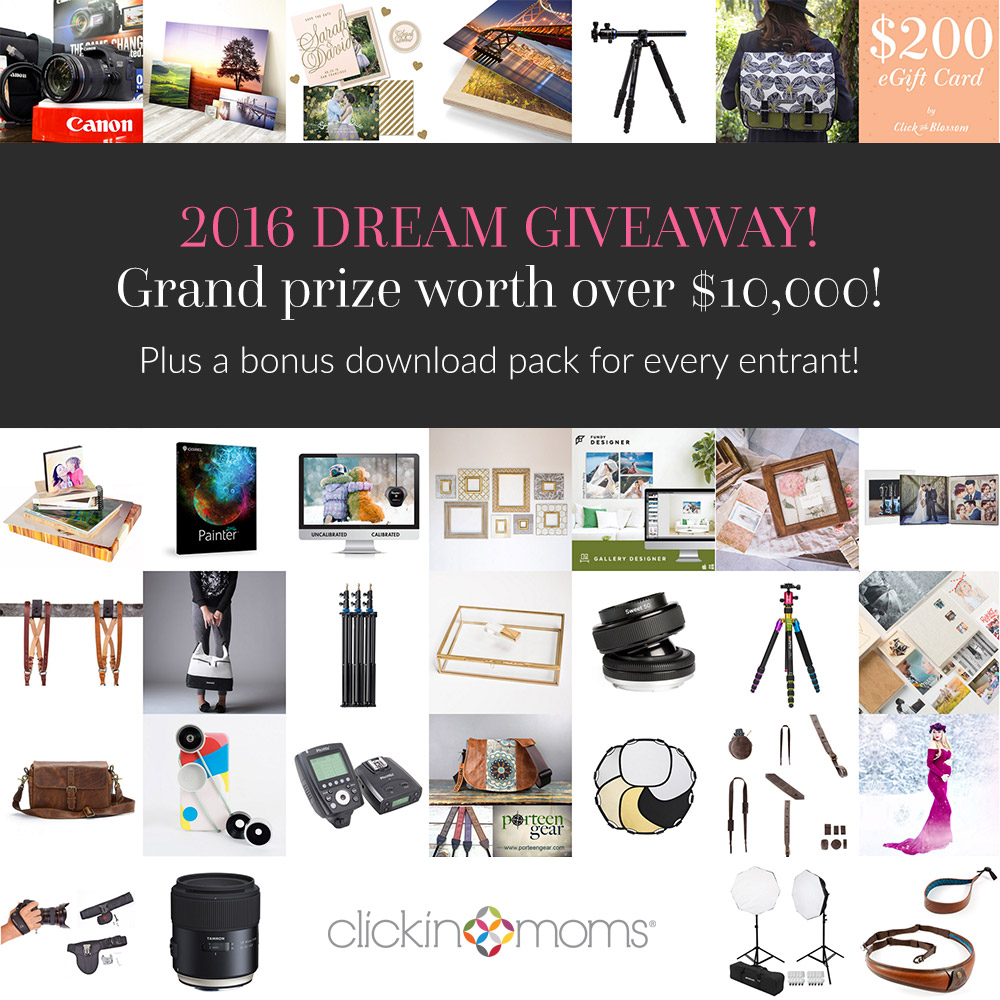 photography Dream Giveaway