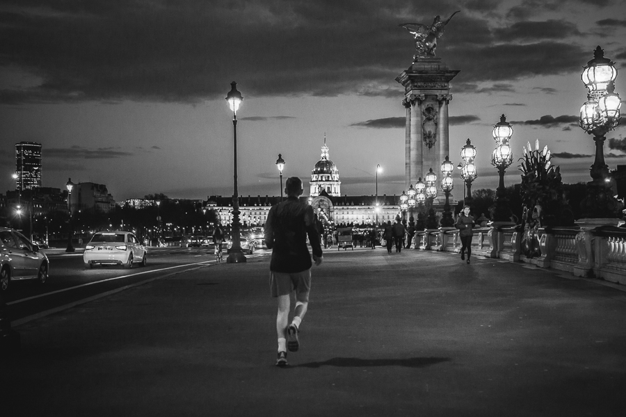 Incredible-Parisian-Street-Scene-at-Night-by-Merja-Varkemaa-Schneider
