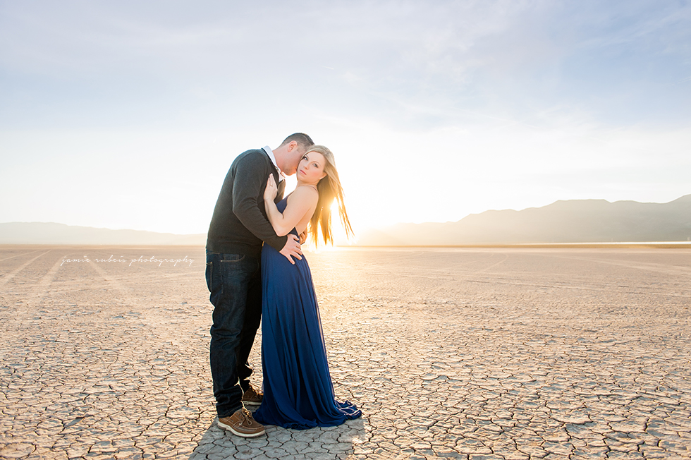 backlit photo of woman and man by Jamie Rubeis