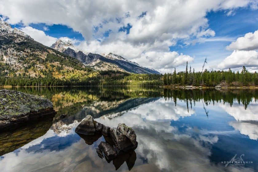 landscape photo of mountains by Addie Sheahin