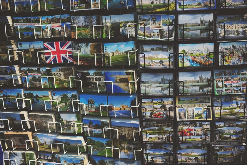 British postcards for sale by Kirsty Larmour 9