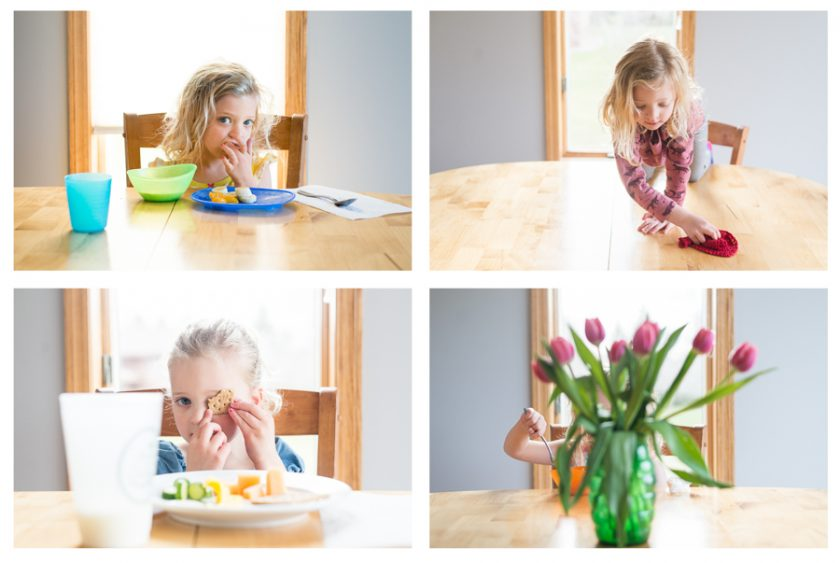 Meals-across-the-table-from-little-girl-creative-photography-series-by-photographer-Hannah-Fenstermacher