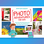 3 Paperback and eBook bundles of Photo Adventures for Kids