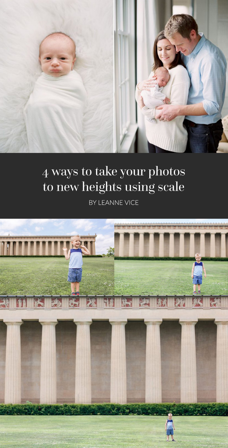 4 ways to take your photos to new heights using scale