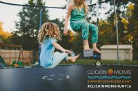 Clickin Moms summer scavenger hunt