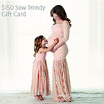 Sew Trendy gift card