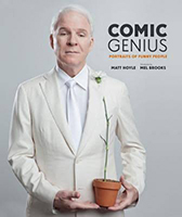Comic Genius- Portraits of Funny People