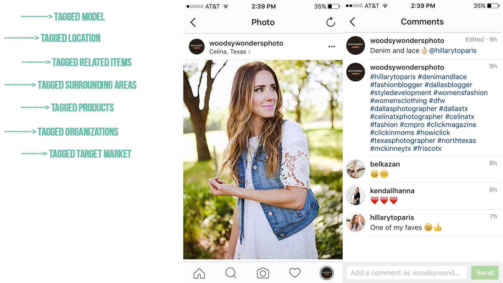 how to tag your Instagram photos