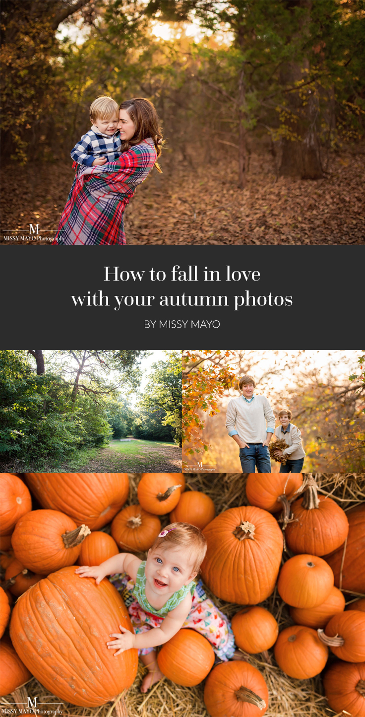 As a lover of bold colors in my pictures, fall is my favorite season to photograph. I'd like to share three reasons why it may become your favorite, too!