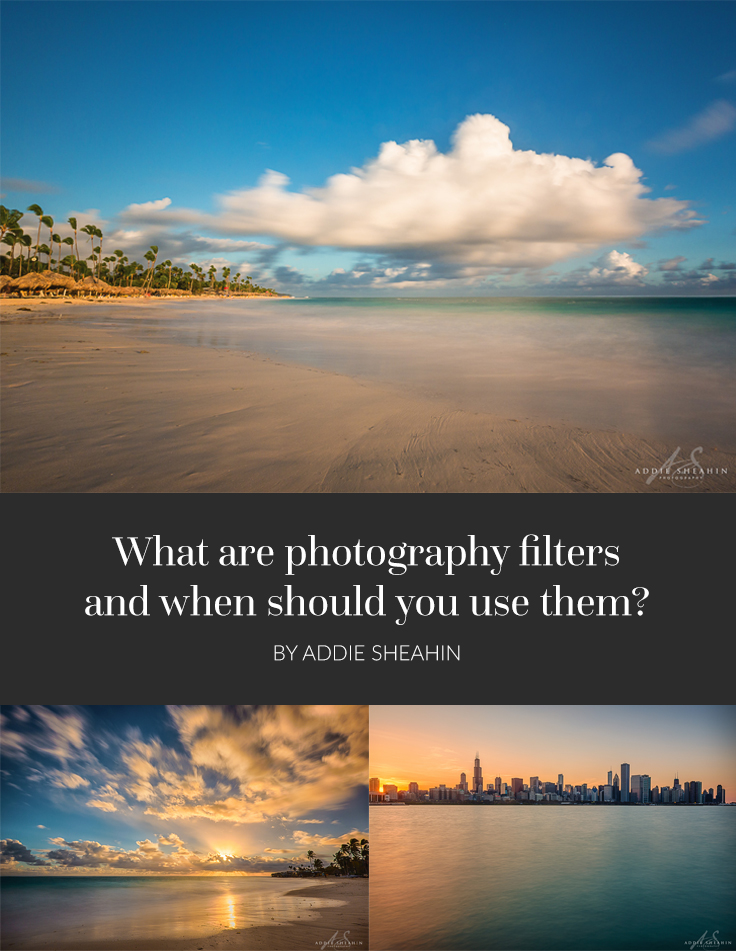how to use filters in photography