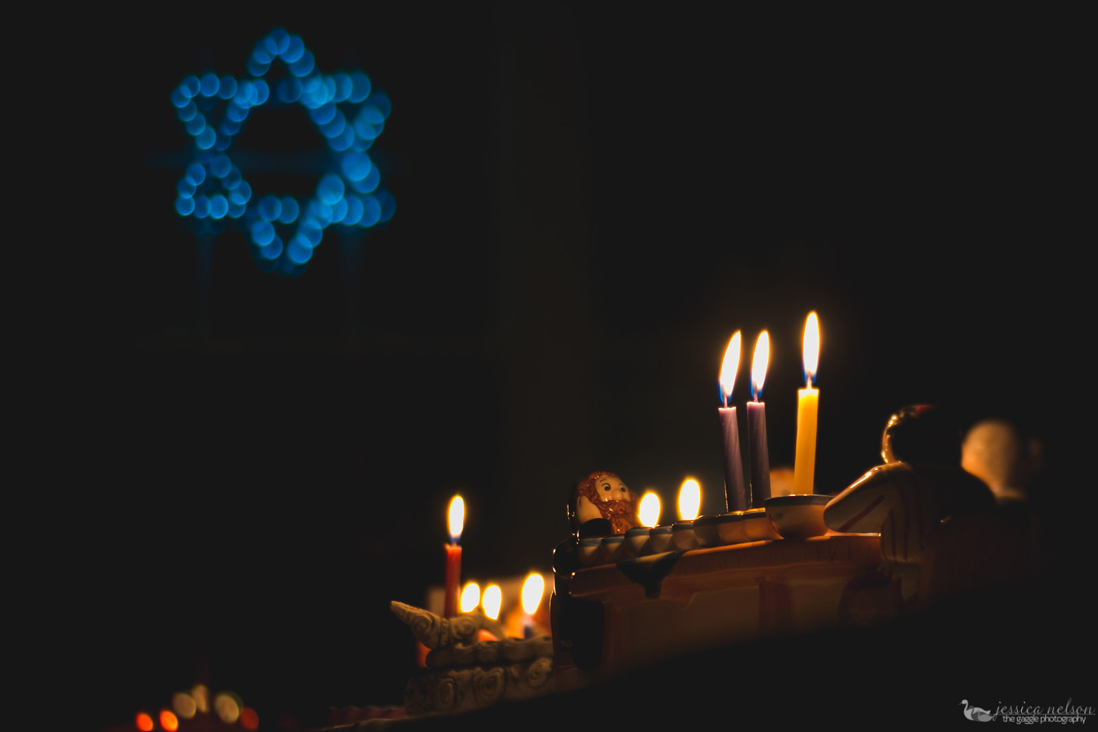 8 ways to photograph your hanukkah celebration by Jessica Nelson