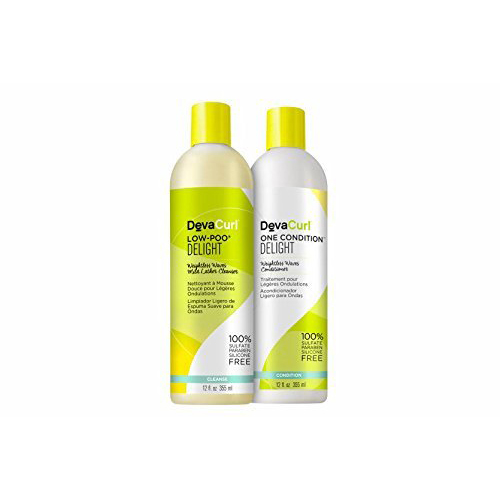 Deva Curl low-poo