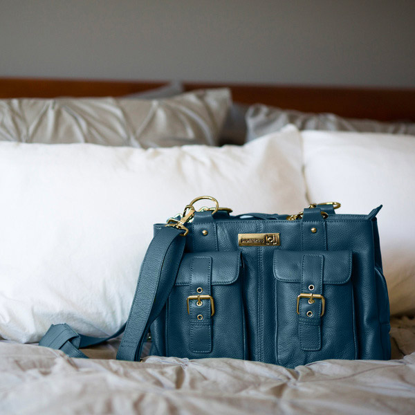 Shutterbag Blue