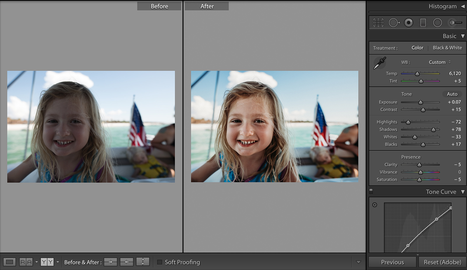 For me, I find that slightly underexposing my pictures whenever possible gives me better results. And here's why…
