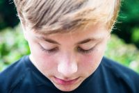 How to photograph your teen and respect their feelings