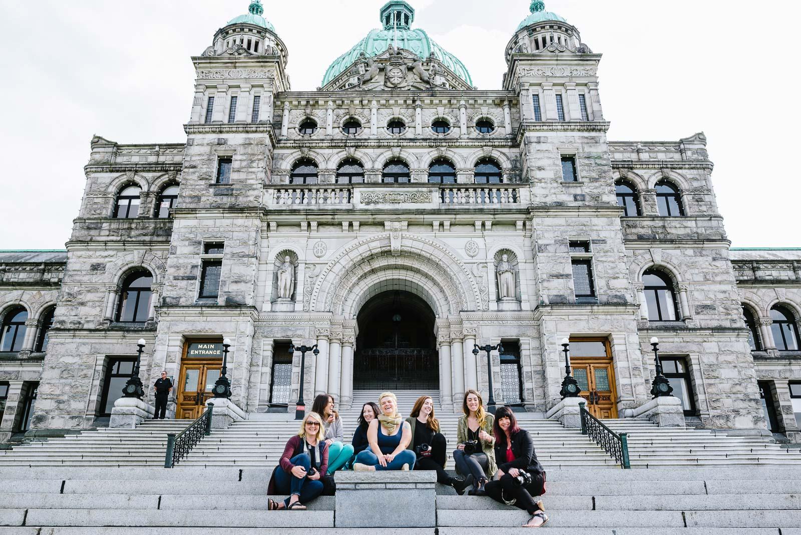 Clickin Walk in Canada by Ebony Logins