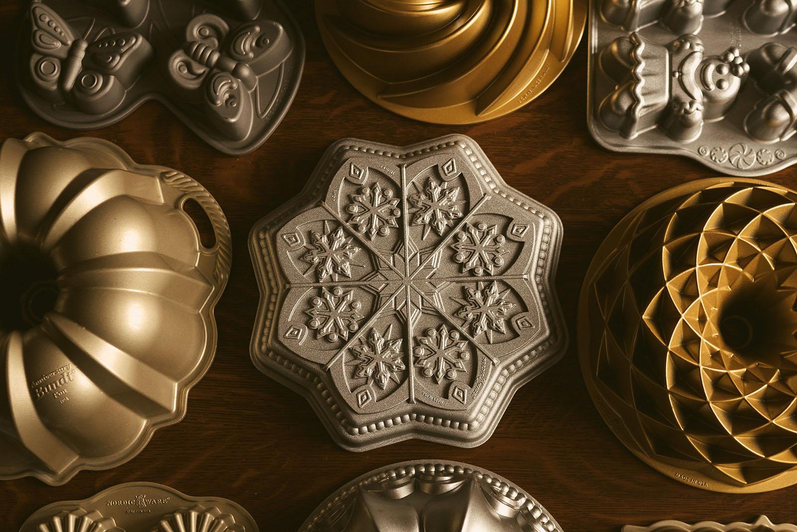Nordic Ware pans by Caroline Jensen