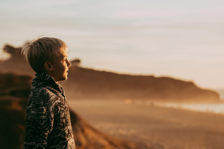 boy-looking-away-sunset-left-composition-kristin-dokoza