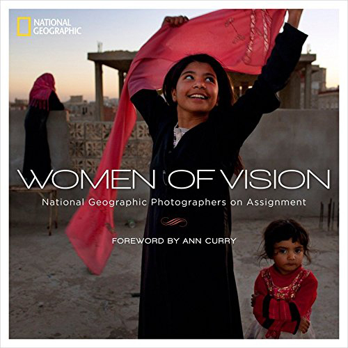Women of Vision National geographic must read photography book Clickin Moms Blog