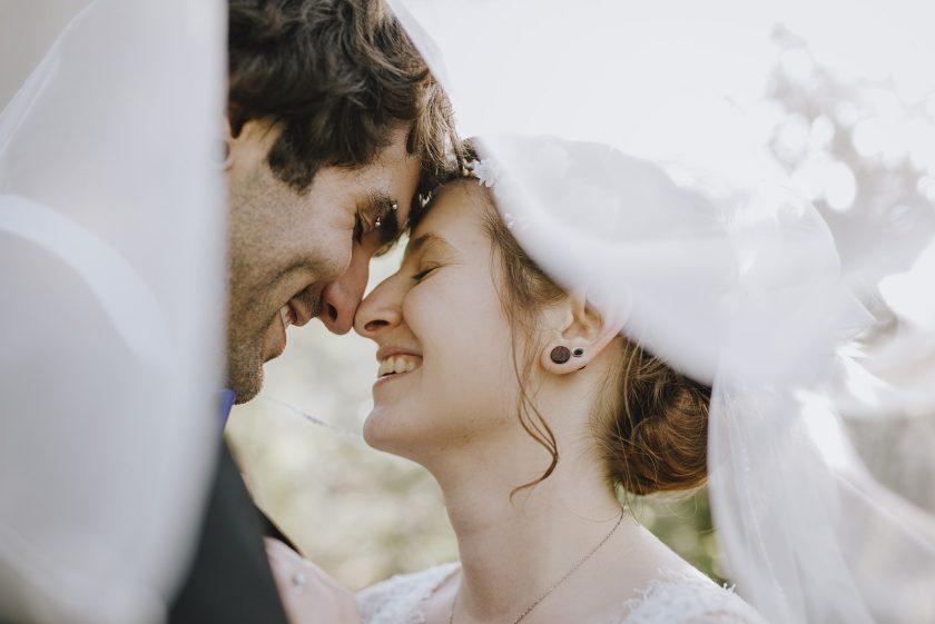 bride-groom-touching-noses-ebony-logins