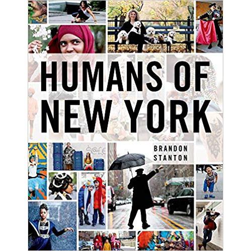 Humans of New York by Brandon Stanton Clickin Moms Blog book list