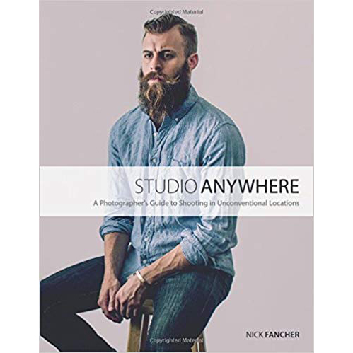 Studio Anywhere by Nick Fancher Clickin Moms Blog book list