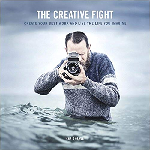 The Creative FIght by Chris Orwig Clickin Moms Blog book list