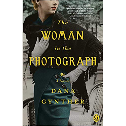 The Woman in the Photograph by Dana Gynther Clickin Moms Blog book list