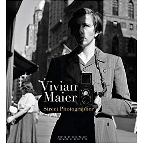 Vivian Maier Street Photographer by Vivian Maier Clickin Moms blog book list