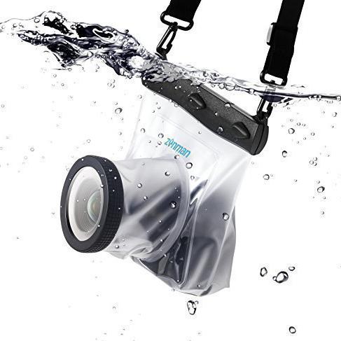 underwater camera bag